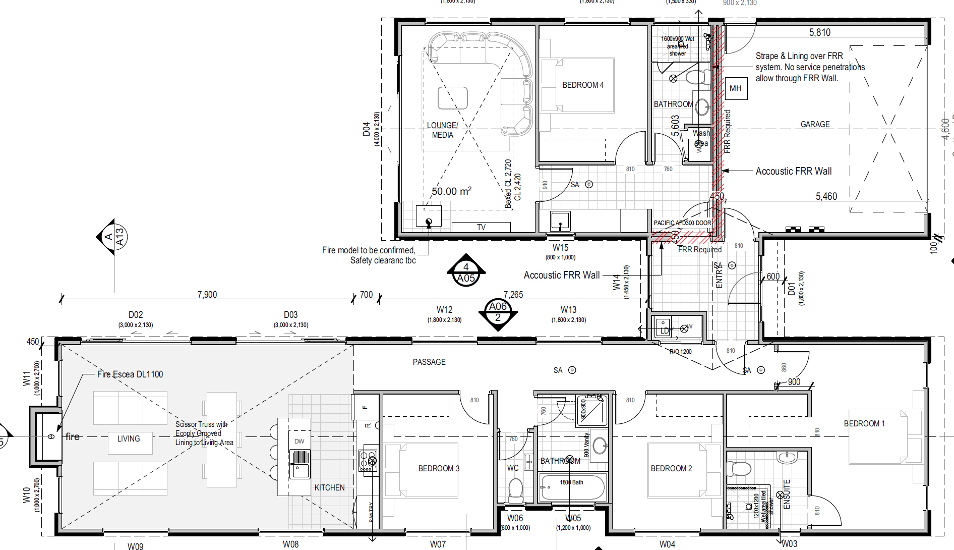 Lot 13 The Cairns Riverside Lake Tekapoproperty floorplan image