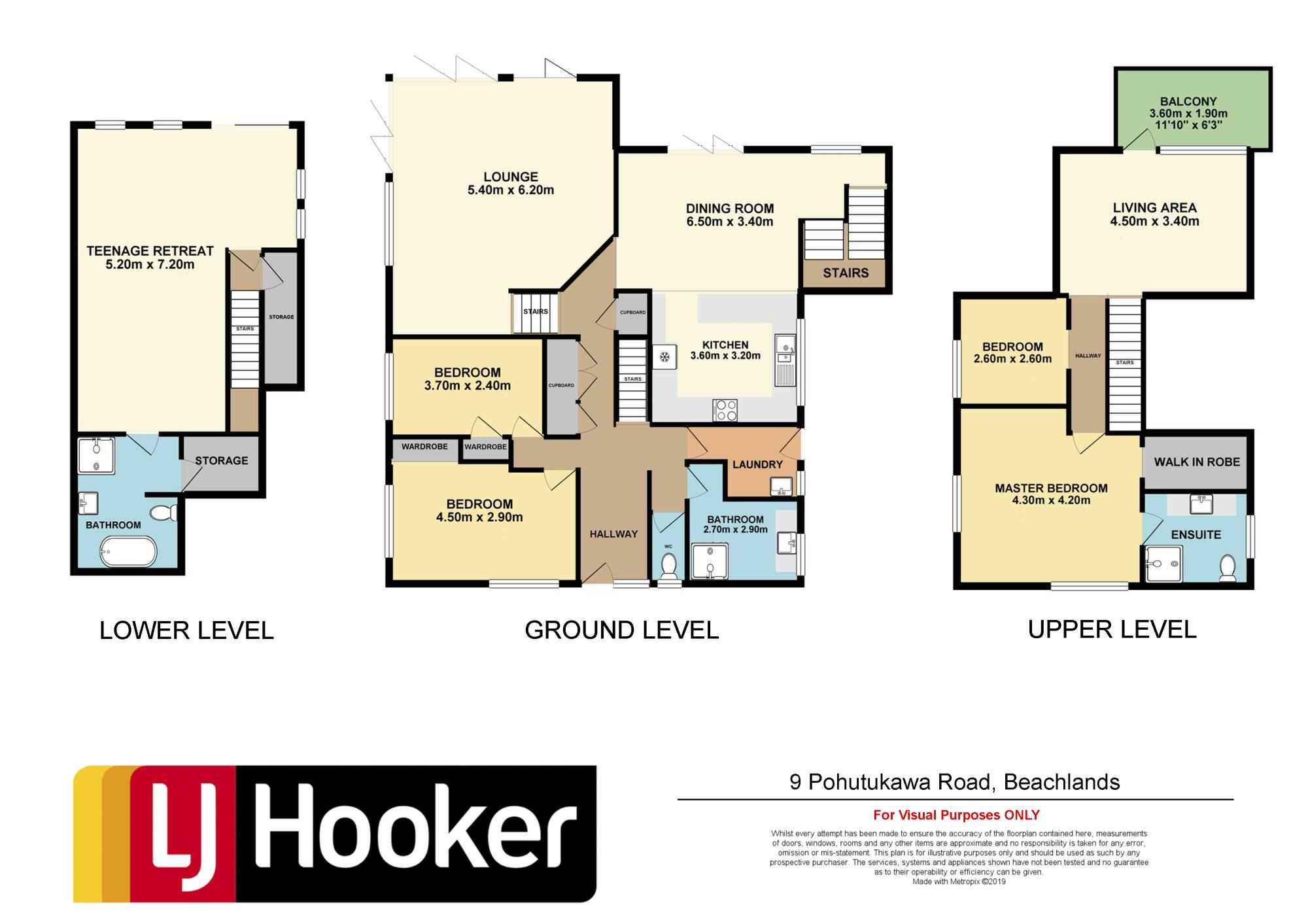 9 Pohutukawa Road Beachlandsproperty floorplan image