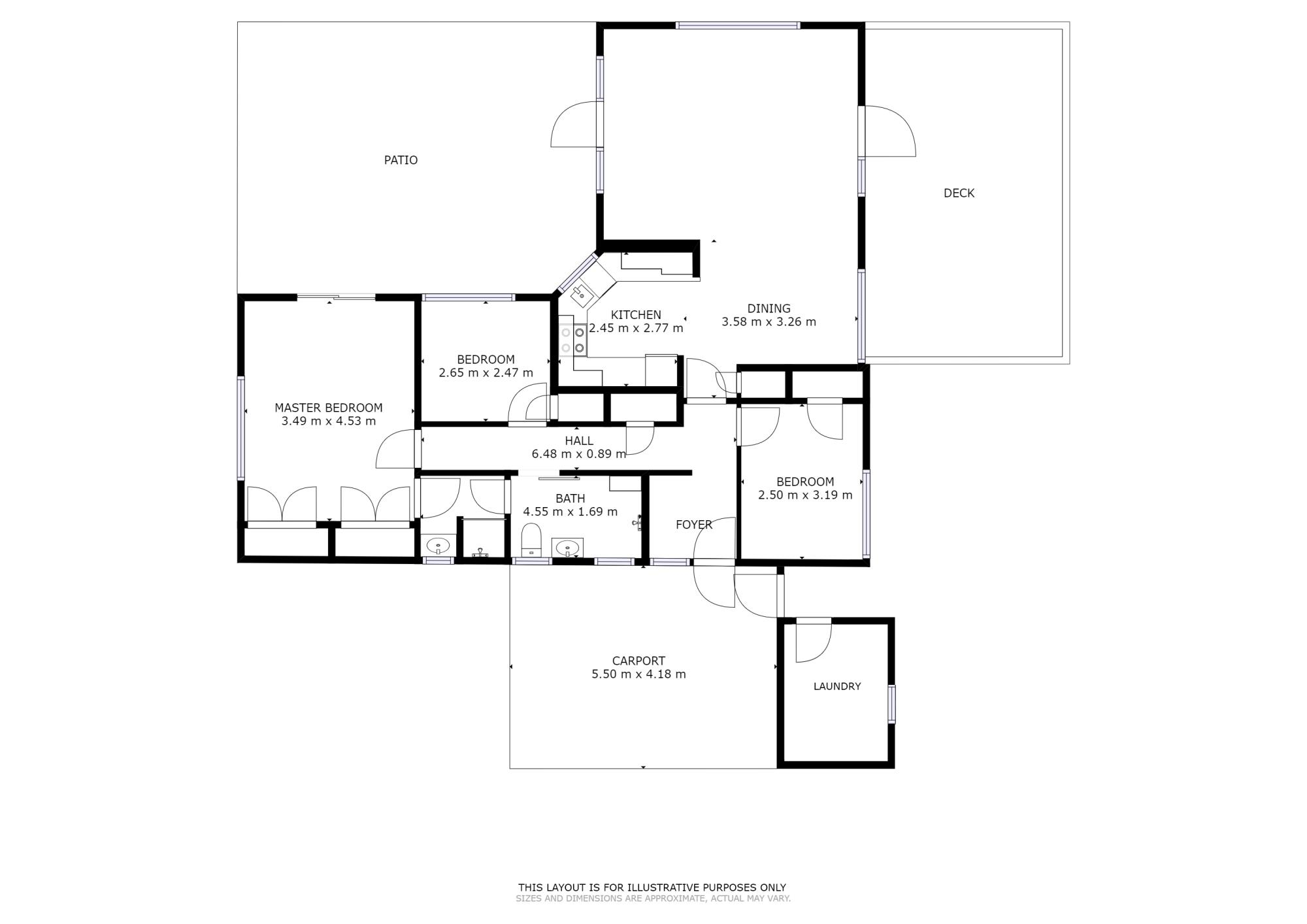 102A Kiripaka Road Tikipungaproperty floorplan image