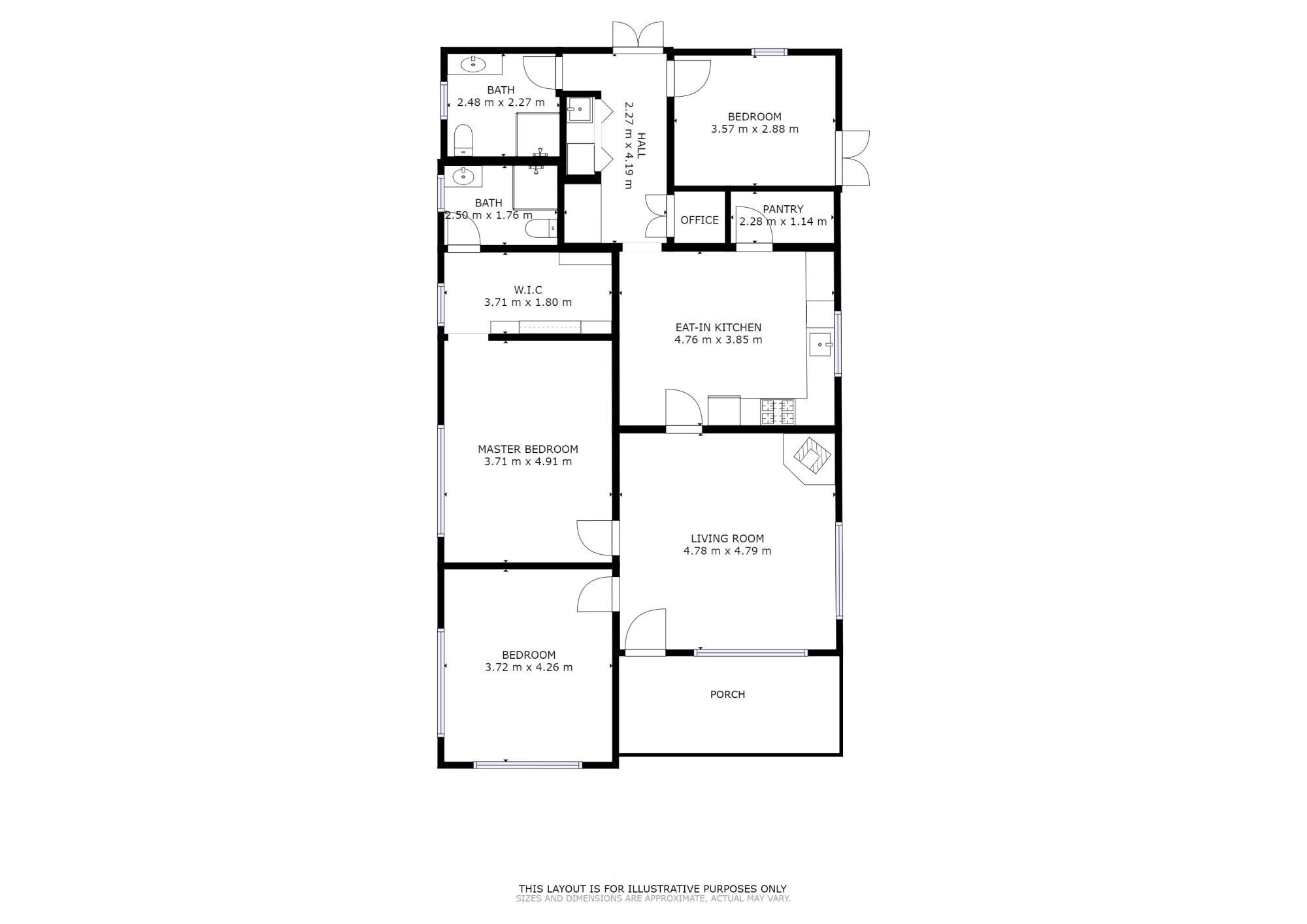 429 Waikiekie North Road Waiotiraproperty floorplan image