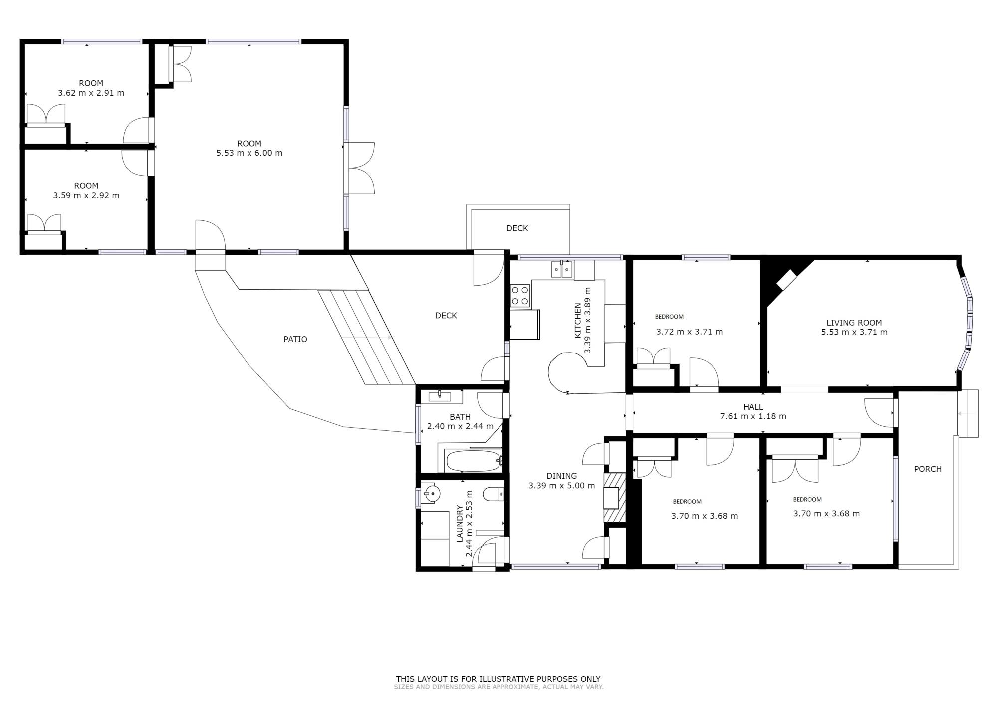 9 Wilson Avenue Avenuesproperty floorplan image