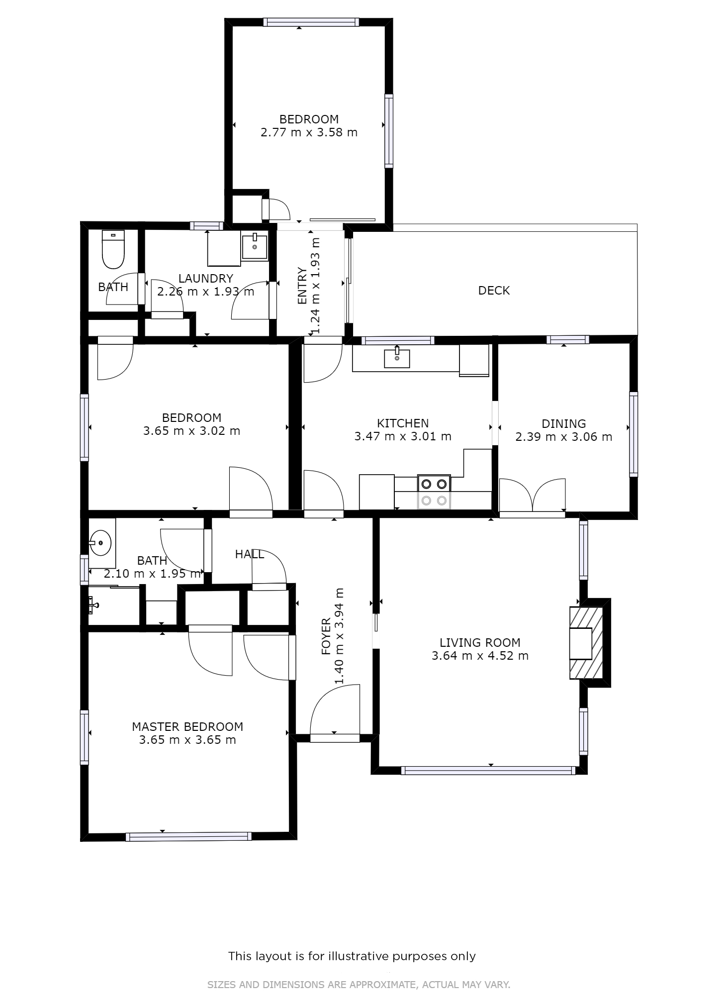 2 Douglas Street Kensingtonproperty floorplan image