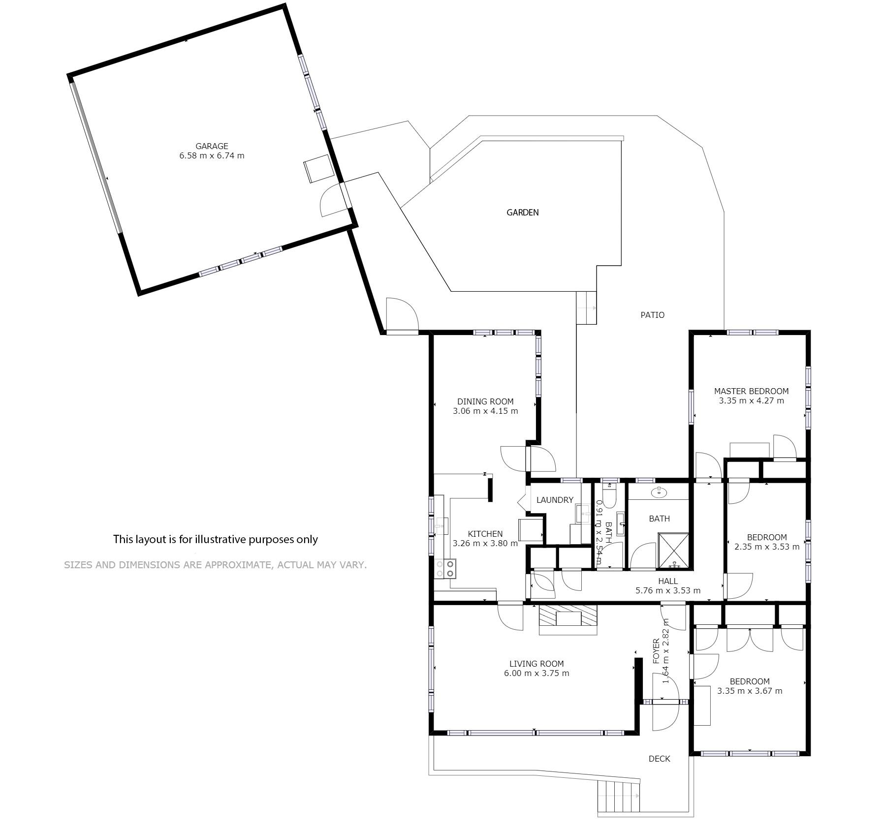 9 Kirikiri Road Woodhillproperty floorplan image