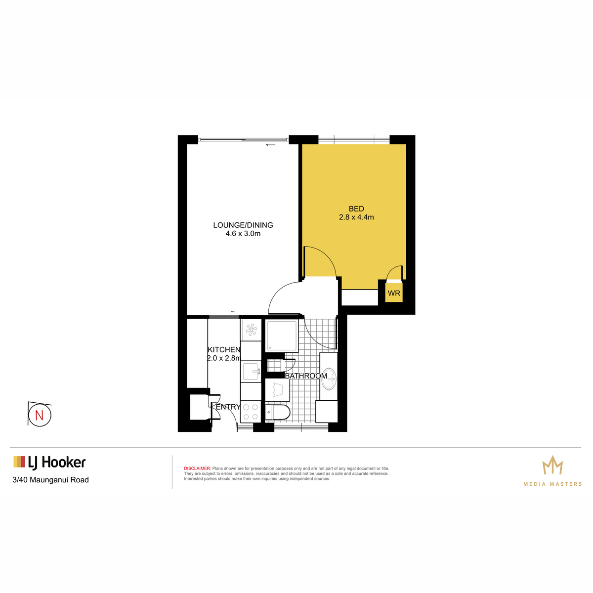 40C Maunganui Road Mount Maunganuiproperty floorplan image